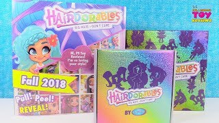 Baixar Hairdorables Blind Box Dolls New Toy Review Surprise Present | PSToyReviews