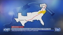 Cooper: Expect gas shortages, higher fuel prices amid pipeline shutdown