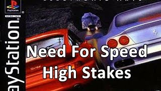 [PS1] Need For Speed: High Stakes / Road Challenge (1999) Gameplay