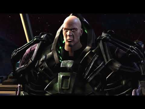 Injustice Gods Among Us Gameplay Walkthrough Part 1 - Intro