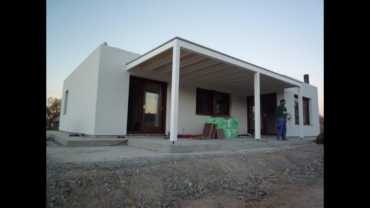 Casa modular ecol?gica Blochouse en Ibiza - YouTube