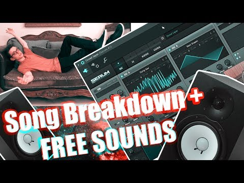 Dubstep Drop Breakdown + FREE PRESETS (Virtual Riot, Datsik style)