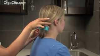 Küt saç kesimi nasıl yapılır stil bob