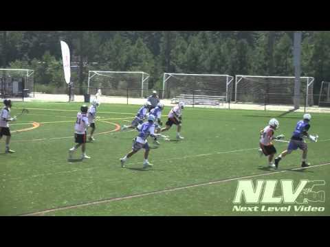 Jack Ballou 2018 goalie: 2015 lacrosse highlights