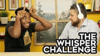 The Whisper Challenge || DuckTape
