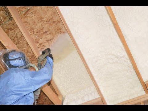 Sprayfoam contractor Goshen NY Profoam Demilec Residential application Profoam Middletown NY