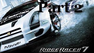 Let's Play: Ridge Racer 7 [2/2] (Longplay)