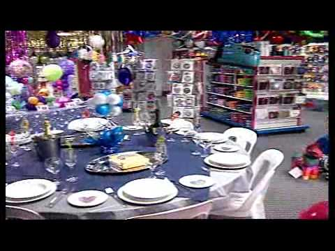 Party Hire, Balloons, Party Supplies in Perth