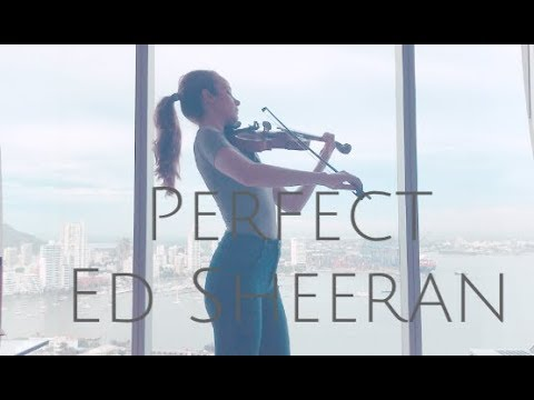 PERFECT (Ed Sheeran) - Violin Cover By Amy Lee