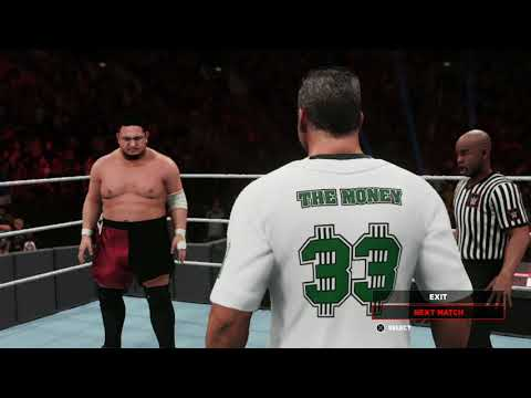 nL Live - WWE 2K18 Universe Mode: ROYAL RUMBLE