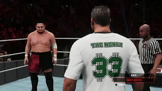 nL Live - WWE 2K18 Universe Mode: ROYAL RUMBLE
