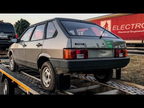 30 ЛЕТ В ГАРАЖЕ: НОВАЯ ДЕВЯТКА ДИРЕКТОРА АвтоЗАЗа ВАЗ-2109 Капсула времени Lada Samara