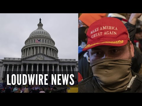 Rockers React to Trump Supporters Invading the Capitol Building