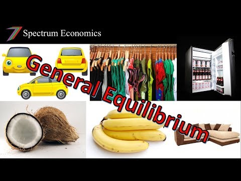 General Equilibrium Theory - Understanding the Basics
