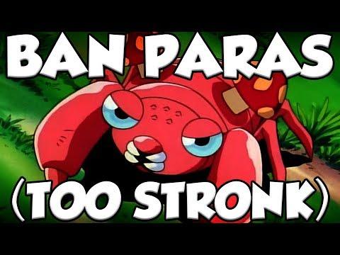 BAN PARAS! [Not Clickbait]
