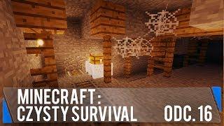 Podziemne przygody (Minecraft: Czysty survival #16)