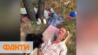 Снимали на видео и выложили в соцсети. В Запорожье подростки избили бездомных