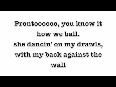 Soulja Boy Ft  Snoop Dogg-Pronto (Lyrics)