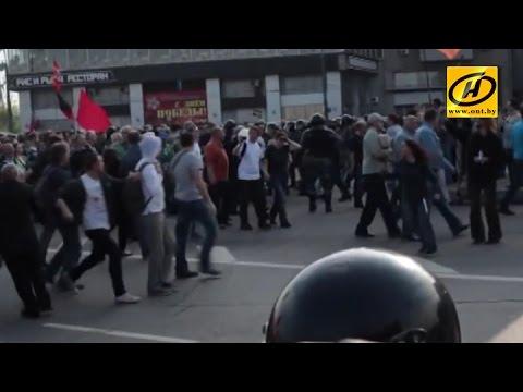 Силовые службы Москвы готовятся к пресечению возможных массовых беспорядков