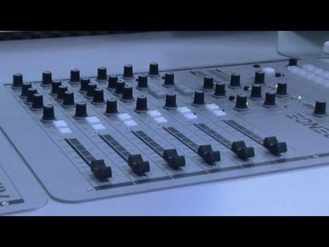 RADIO STUDIO: MANEJO MESA MEZCLAS DIGITAL