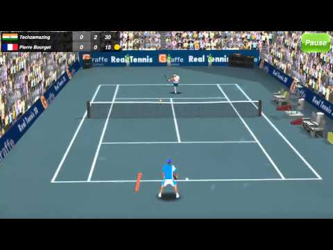 Tennis Champion 3D Android Gameplay Trailer HD