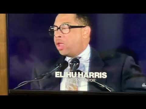 """Elihu Harris Former Oakland Mayor On ESPN 30-For-30, """"Al Davis Versus The NFL"""""""