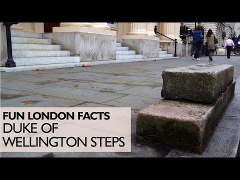 Duke Of Wellington Steps