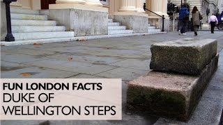 Duke Of Wellington Steps