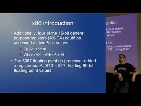 HackerZVoice - NDH2K16 - Developing x64dbg with Duncan OGILVIE by