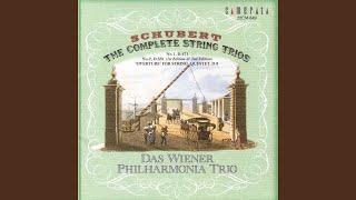 String Trio No. 2 in B-Flat Major, D. 581: IV. Rondo. Allegretto (Second Edition Version)