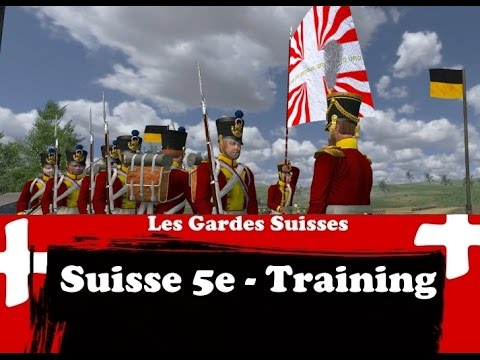 Suisse 5e Training | Mount & Blade: Napoleonic Wars | November 24th 2016