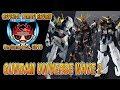 The Latest Info On GUNDAM UNIVERSE WAVE 2 - Unboxing Report! (EN Dub)