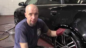 Auton pesun alkeet