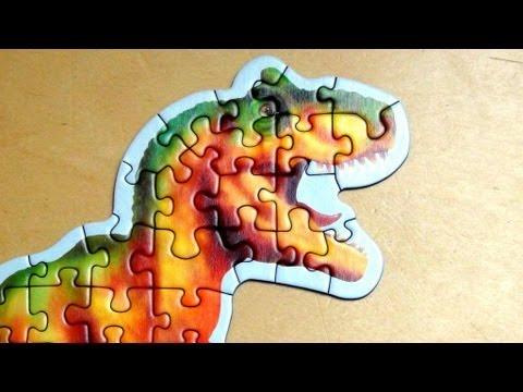 Dino Puzzle [Ravensburger Surprise Cubes]