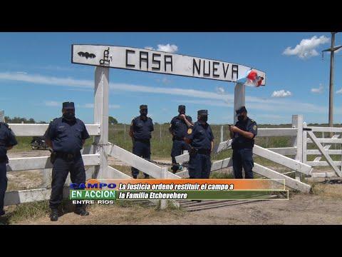 Leonor Barbero - Caso Casa Nueva: La Justicia Fallo a Favor de la Familia Etchevehere