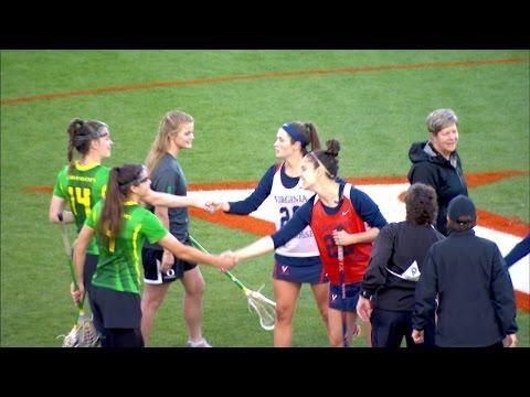 WOMEN'S LACROSSE - Oregon Highlights