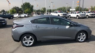 2018 CHEVROLET VOLT Redding, Eureka, Red Bluff, Chico, Sacramento, CA JU157550