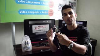 Cabo HDMI AVIS High Speed com Ethernet - parte 1 - Ecologicamente correto