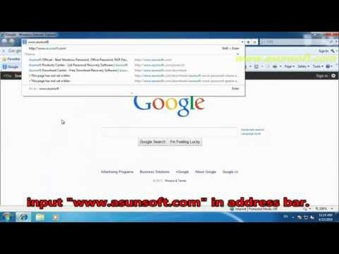 How to Extract Encrypted RAR Files without Password - YouTube