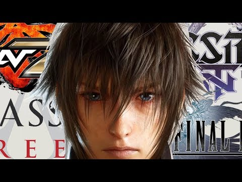 Noctis is one busy boi