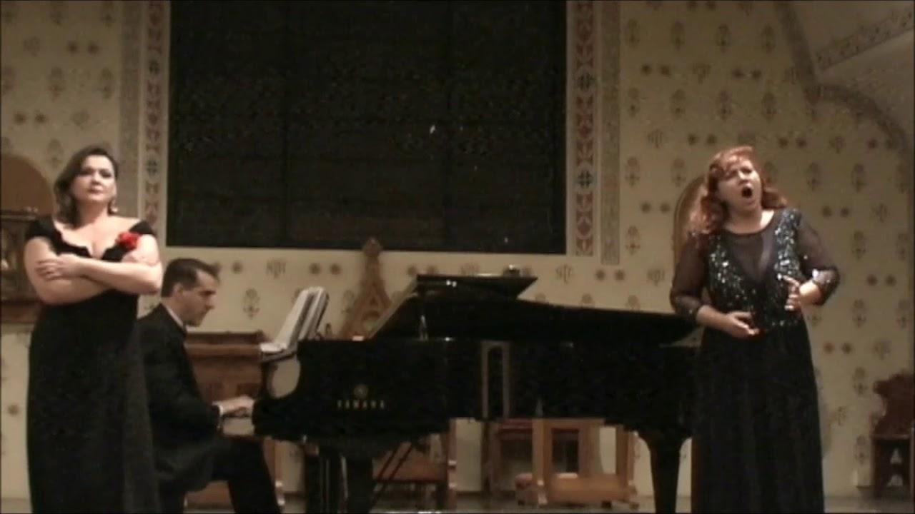 """Alla Perchikova/Natasha Novitskaia """"Fu la sorte dell'armi""""-Verdi's Aida"""