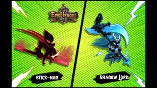 Nemesis - Epic Heroes: Blade Dark Shadow & Stickman