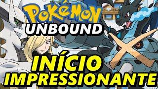 Pokémon Unbound (Detonado - Parte 1) - O Início