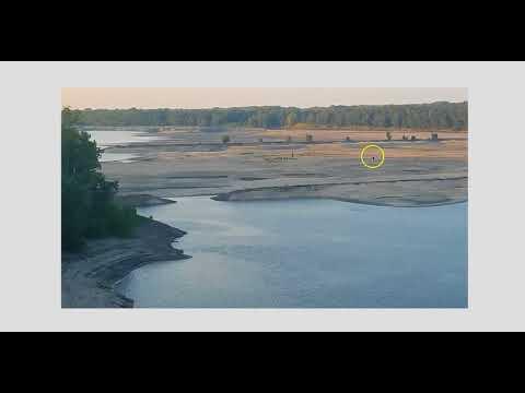 Mississippi River Update / Quake Swarm in New Madrid FZ