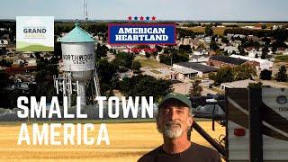 Ep. 171: Small T๐wn America | North Dakota RV travel camping