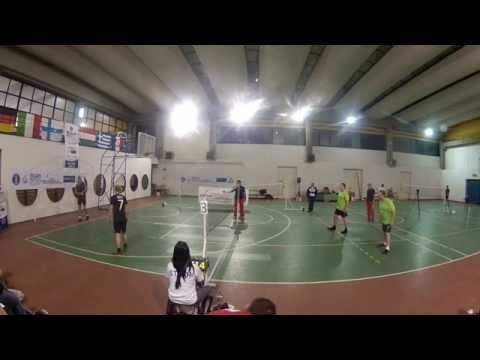Finale Italian Open 2014, Federfußball, shuttlecock, Jianzi, Plumfoot, labtoll-labda