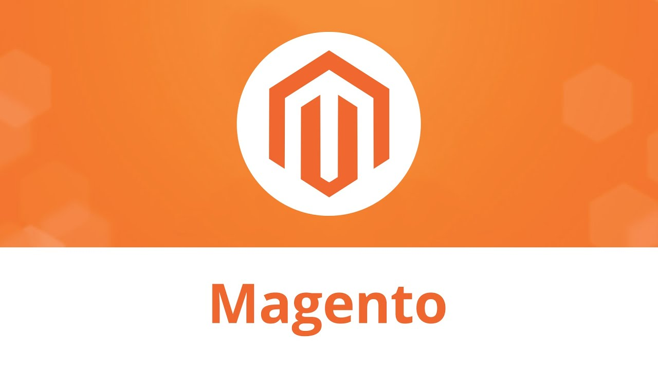Magento. How To Change The Logo - YouTube