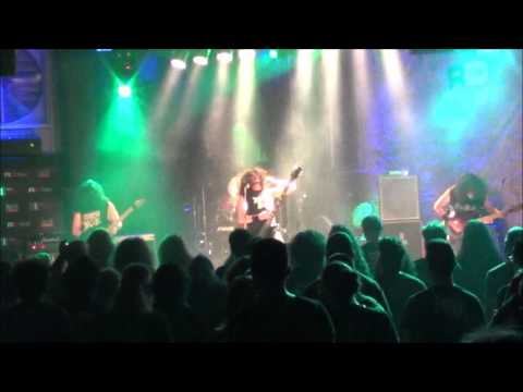 VOMITILE- LIVE 31/07-2016 @ RED Nicosia CY