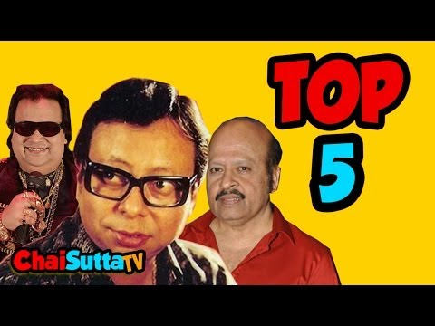 Top 5 Iconic bollywood songs that are actually copied