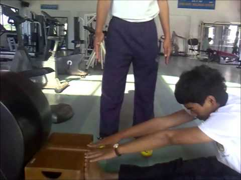การทดสอบ สมรรถภาพทางกาย ICSPFT